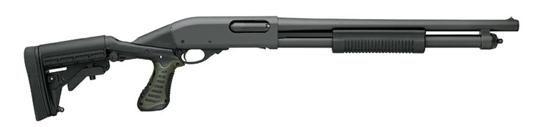 "Remington 870 Tactical 12g 18.5 "" W/Blackhawk Spec Ops II Adjustable Stock"