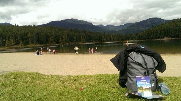 #Lost lake #Whistler #British Columbia #Canada #Lonely Planet #Superdry #Herschel