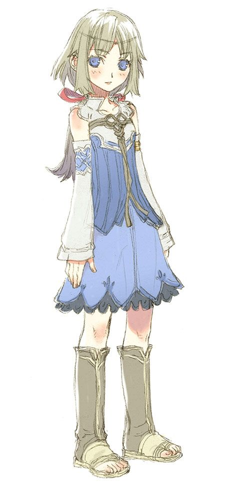 Mist from Rune Factory