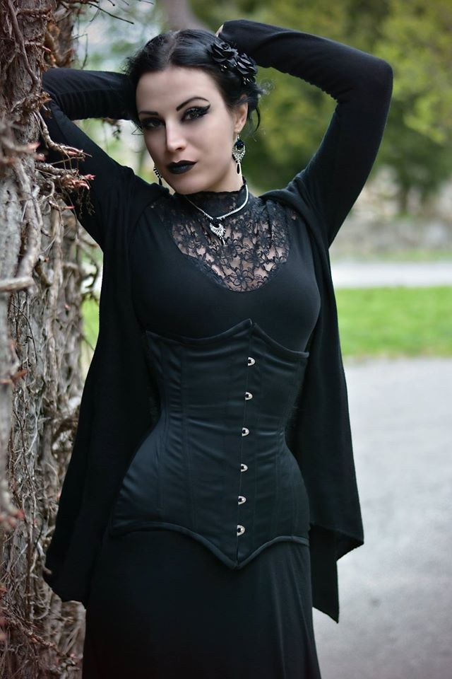 3872 Best Images About Wardrobe Inner Goth To Outer Goth On Pinterest Alchemy Corsets And