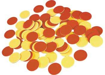 Two Colour Counters 200 Pc