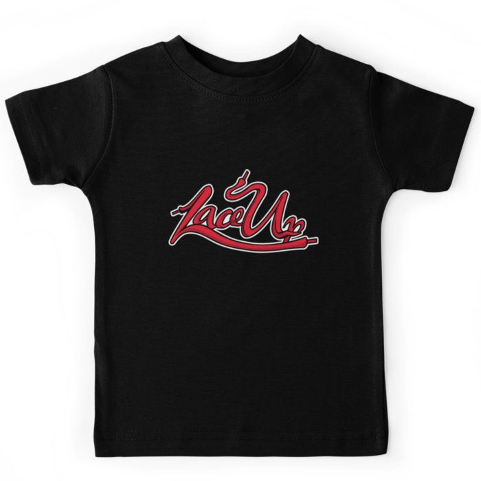 MGK Lace Up Kids Clothes