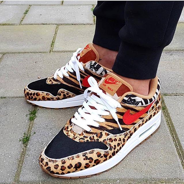 #nike #air #max #animal #highsnobiety #igkicks #igsneakercommunity  #igsneakerhead #sneaker #sneakerhead #shoeporn #sneakerfreaker #sneakerlove  ...