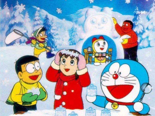 Doraemon, 1990 | 70 desenhos que farão você ter orgulho de ser uma criança dos anos 90