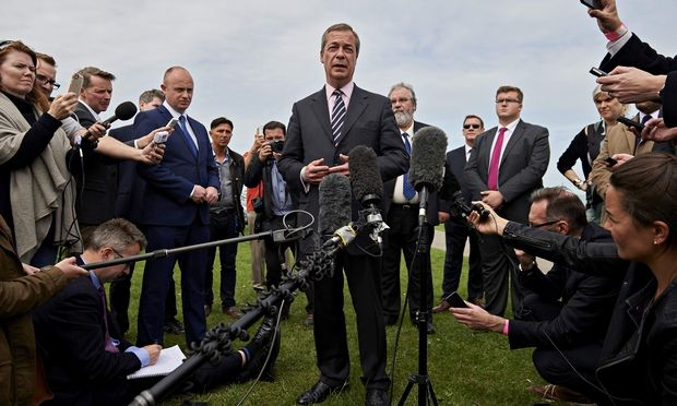 Election result is 'nail in the coffin' of first-past-the-post voting system Electoral Reform Society condemns least proportional result in history as a 'blight on our democracy'  - United Kingdom Independent Party (UKIP)
