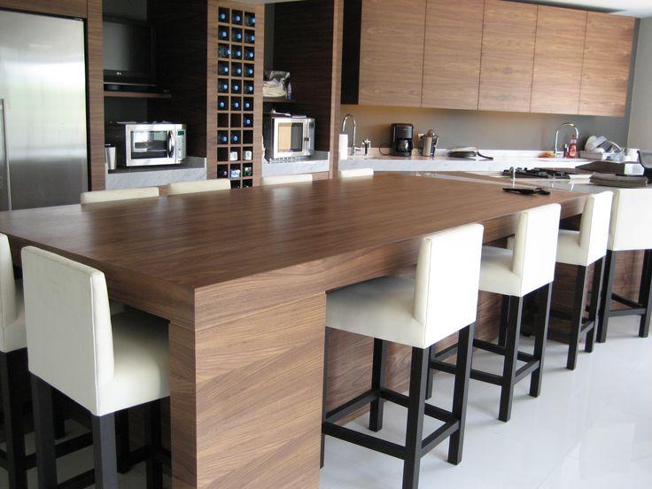 Kitchen Casablanca Morocco - Design Thierry Goffin