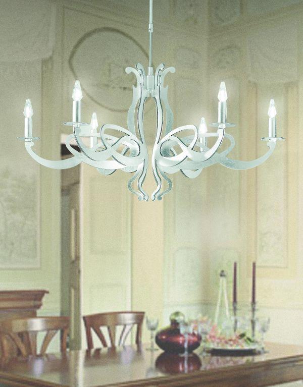oltre 25 fantastiche idee su lampadari da soggiorno su pinterest ... - Illuminazione Salotto Classico