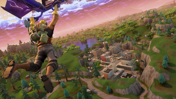 Fortnite: Battle Royale - System Requirements (PC and Mac)