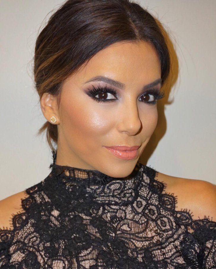 Eva Longoria's Favorite Makeup Look Is All About Going Monochrome