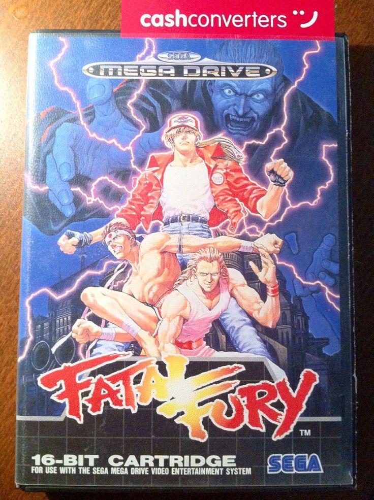 Fatal Fury.
