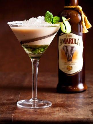 Zing Amarula Mint Music Muddle Recipe