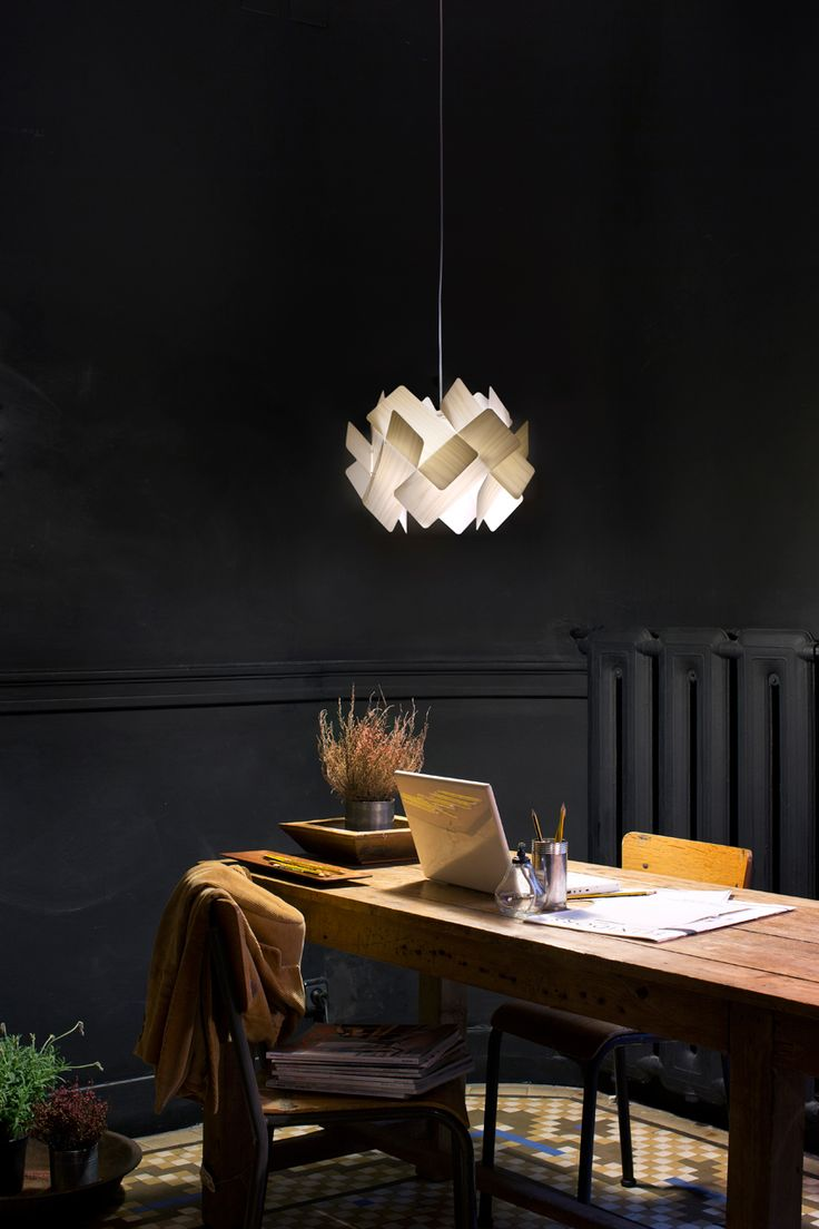 LZF-Escape-Lamp-2. Domino inspired lighting. #InteriorDecorInspiration #Lighting: