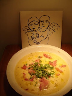 Thermomixer: Thermomix Pea and Ham Soup