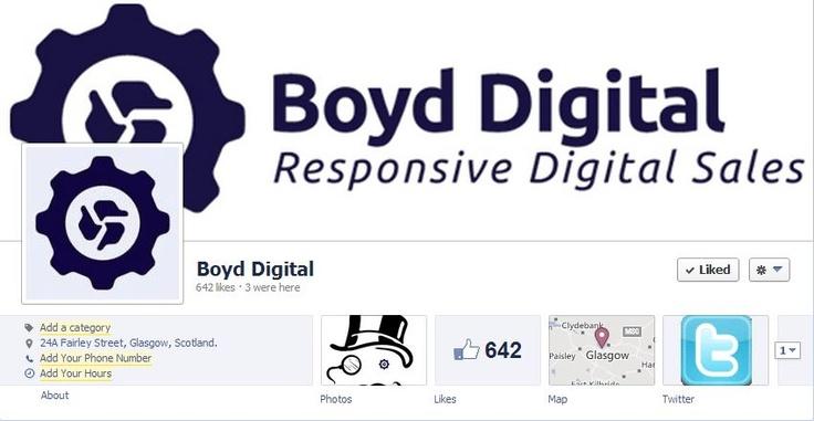 Boyd Digital Facebook