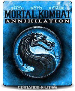 Mortal Kombat – A Aniquilação (1997) DVDRip Dual Áudio – Download Torrent Torrent Full HD Dublado Baixar Download Assistir Online 1080p 720p Dual Áudio