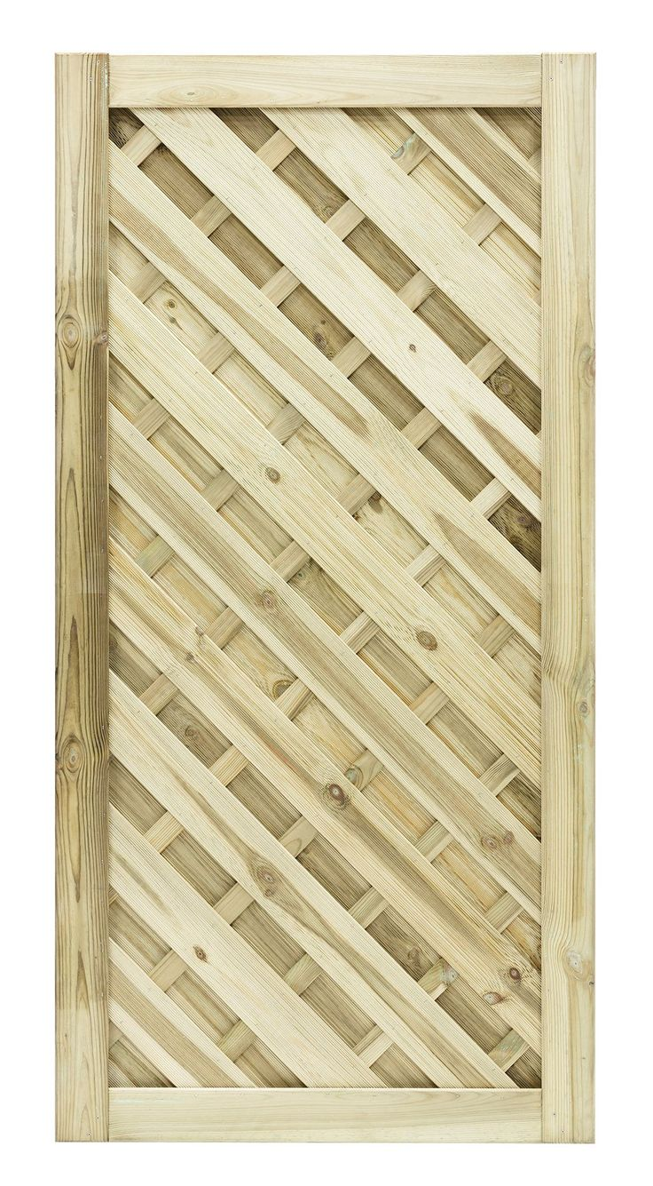 Grange Timber Elite Chevron Gate (H)1.8M (W)0.9 M | Departments | DIY at B&Q