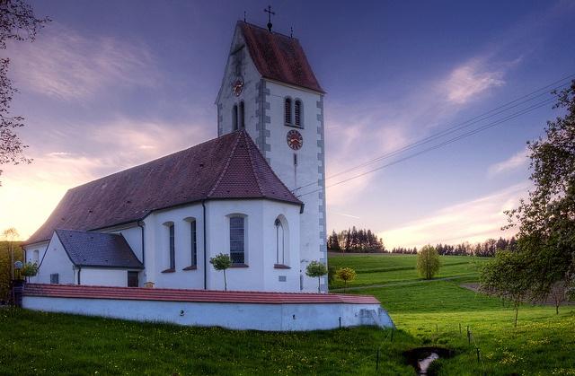 Allgäu by Wolfgang Staudt, via Flickr