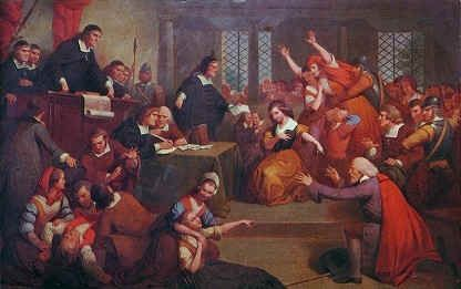 What caused the Salem Witch Trials? - Readings and Class discussion