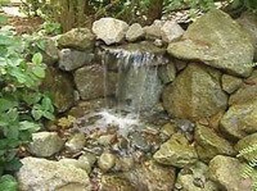 Pond And Garden Depot   Custom Pro Pondless Waterfall Kit  W/grates And 2100