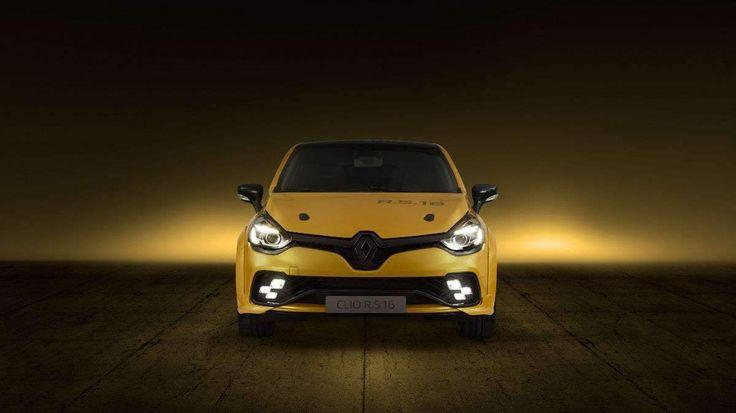 #Renault Clio R.S 16 http://www.villagerenault.com.au