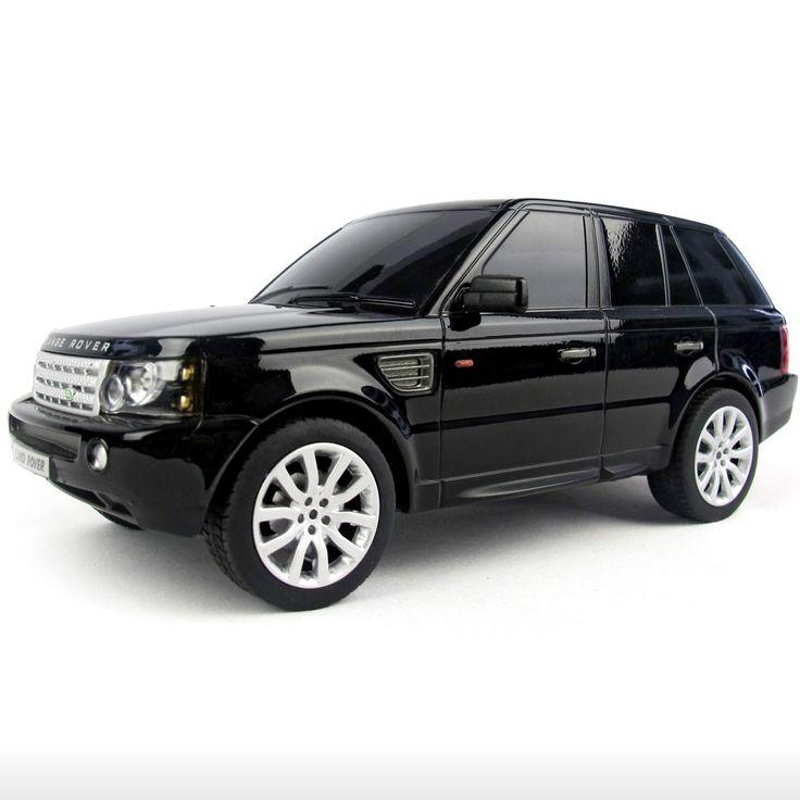 Range Rover Sport - Black For more Rastar toys, visit http://www.yellowgiraffe.in/ #Rastar #cars #toys #RangeRover