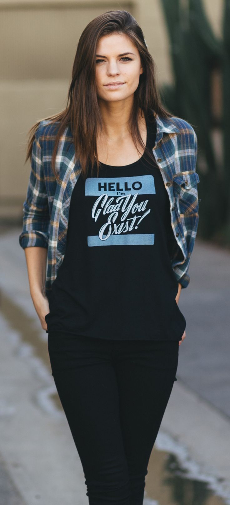 I am SO glad that you exist! Grab this tank and share the message :) #Sevenly