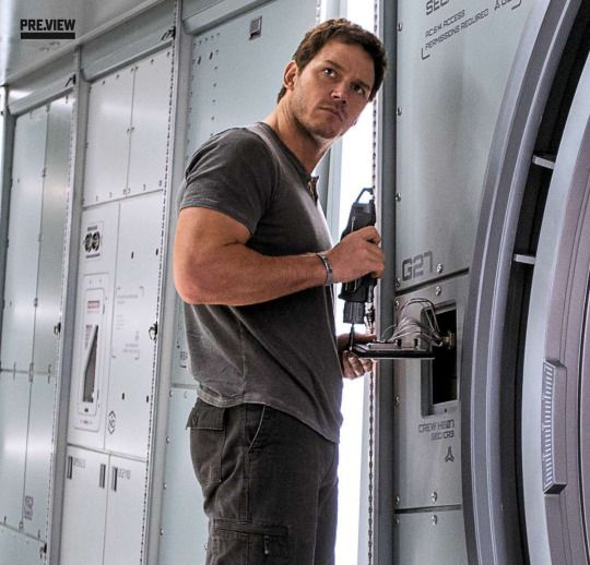 Chris Pratt - Passengers