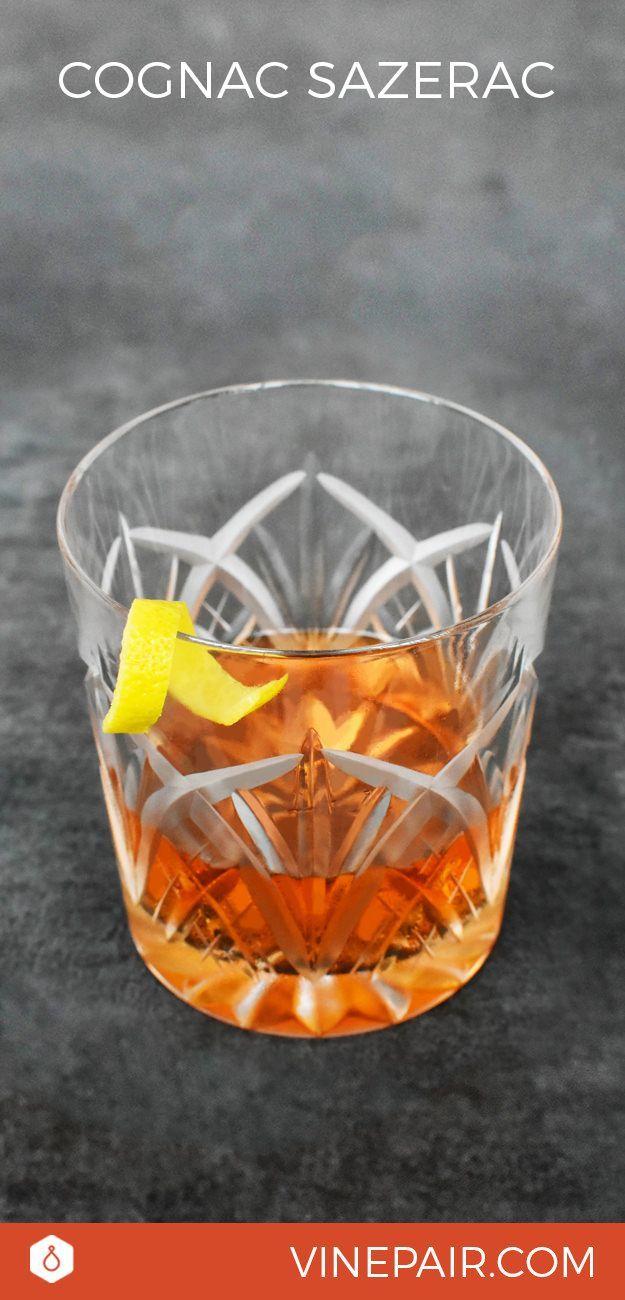 The Cognac Sazerac Recipe