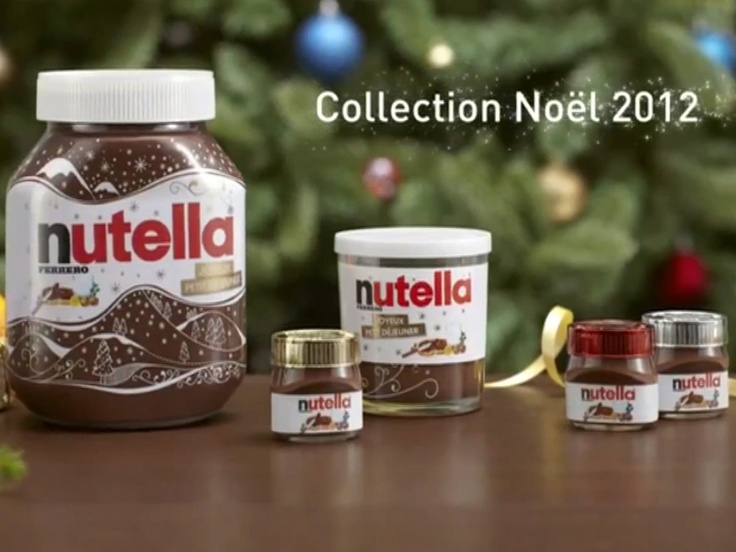 Extrêmement 32 best nutella images on Pinterest | Chocolate, Cook and Nutella HC99