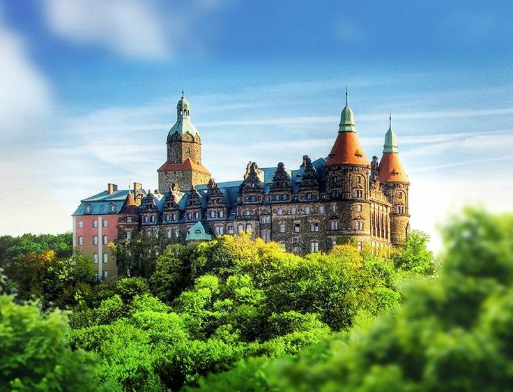 The most beautiful Castle in the world!