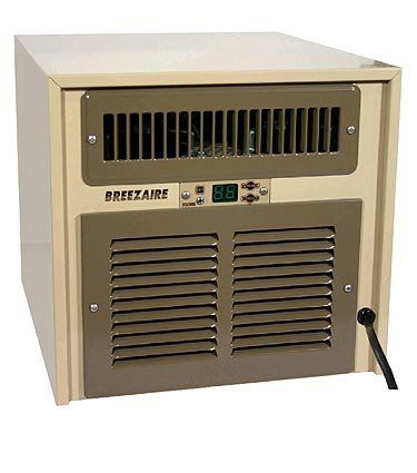 Wine Cellar Cooling Systems - Breezaire WKL2200 Wine Cellar Cooling Unit Max Room Size  265 cu ft -- To view further for this item, visit the image link.