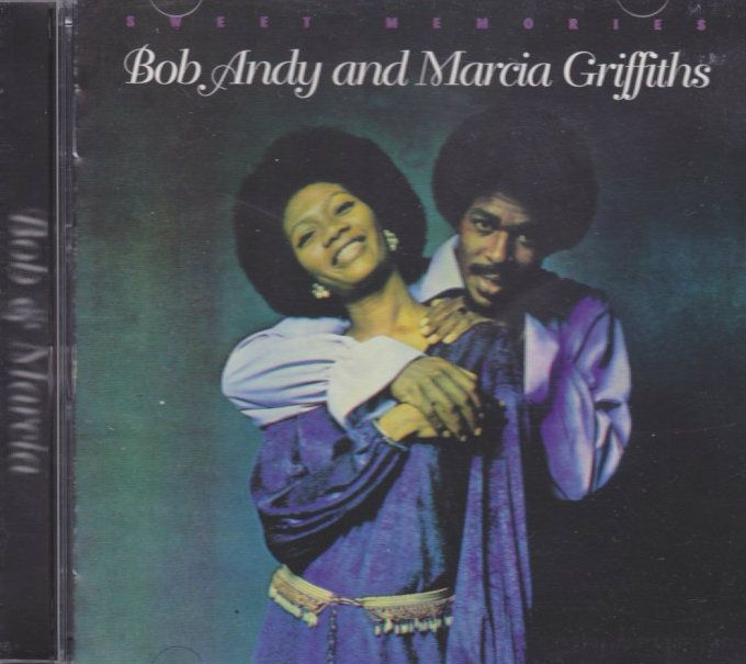 Reggae Land Muzik Store - Bob Andy And Marcia Griffiths : Sweet Memories CD, $179.98 (http://www.reggaelandmuzik.com/bob-andy-and-marcia-griffiths-sweet-memories-cd/)