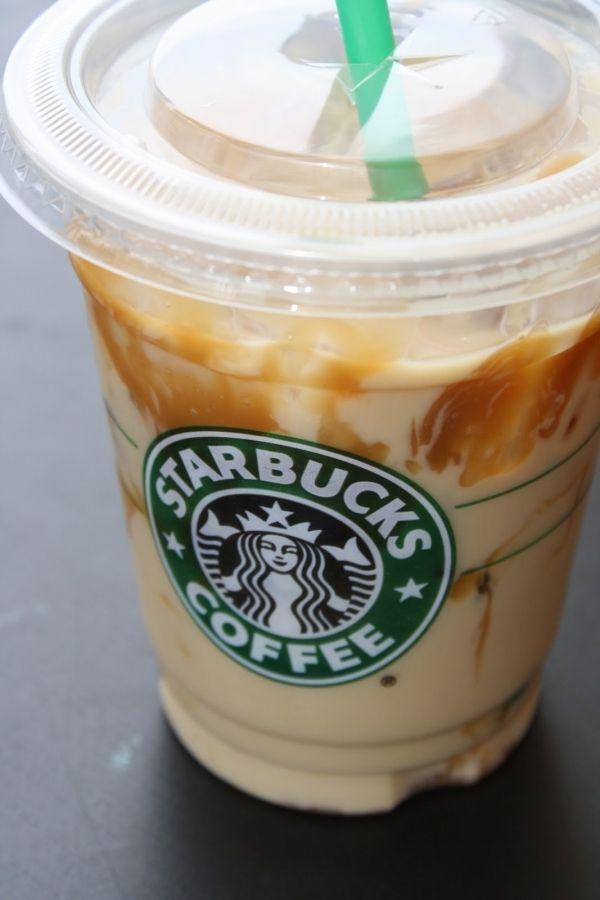 2. ICED CARAMEL MACCIATO - 13 Best Starbucks Drinks to Enjoy ... → Food
