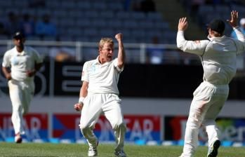 New Zealand snare 40-run win over India