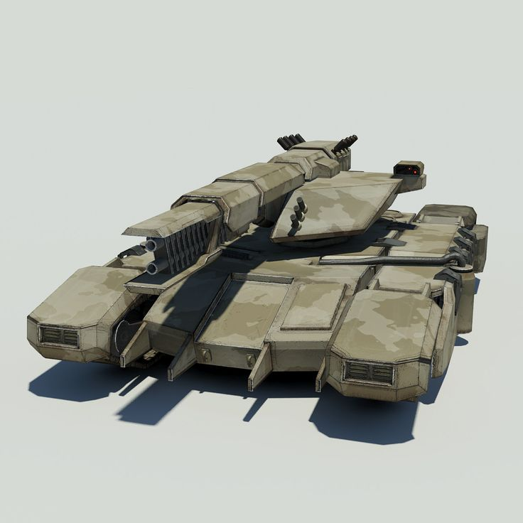 521 best images about Scifi/Futuristic Tanks. on Pinterest ...