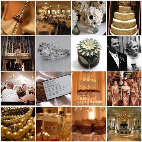 October wedding themes