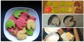 Vemale.com: Resep Biskuit Imut Berbentuk Pacman