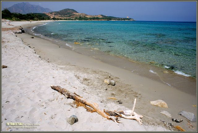 Marina di Tertenia - Spiaggia di Melisenda