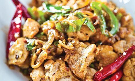 Vietnamese lemongrass chicken recipe Found it...this is Bobo's Lemongrass Chicken....love it