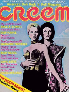 17 Best Images About Creem Magazine Covers On Pinterest