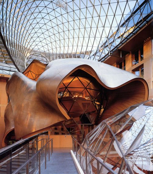 DG Bank, Berlin, Frank Gehry