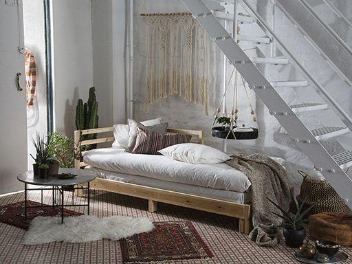 Die besten 25+ Tagesbetten Ideen auf Pinterest Liege - bett im wohnzimmer