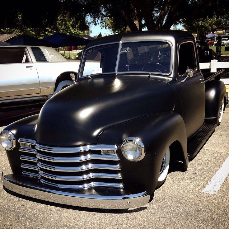 1950 Chevy Pickup Truck #ClassicCars #CTins #Chevy