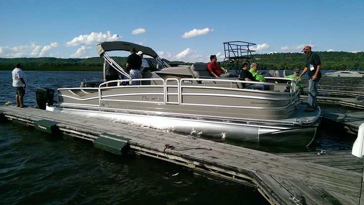 The Best Pontoon Boat with Cabin  http://www.azboating.us/158/best-pontoon-boat-with-cabin.html