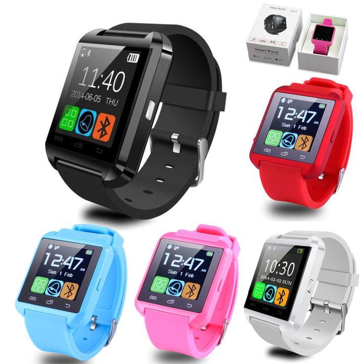 Kualitas tinggi dz09 atau u8 atau gt08 smart watch elektronik android menonton