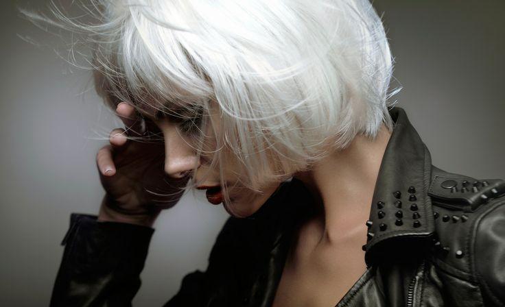 Luciano Colombo Hairstylist Milan  #whitehair #lucianocolombo - Hairstylist Milano - Hairstylist Milano #bob #silverhair #hair #beauty #milan
