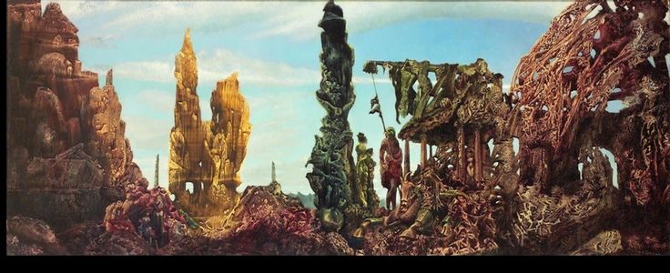 Image Result For Max Ernst Europe After The Rain Max Ernst
