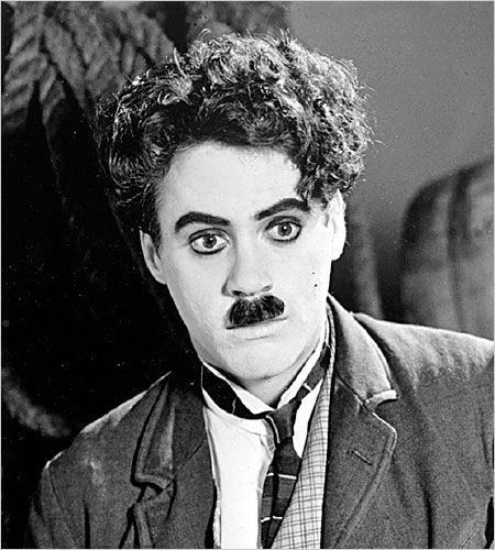 Tributo to Chaplin...with Robert Downing Jr.