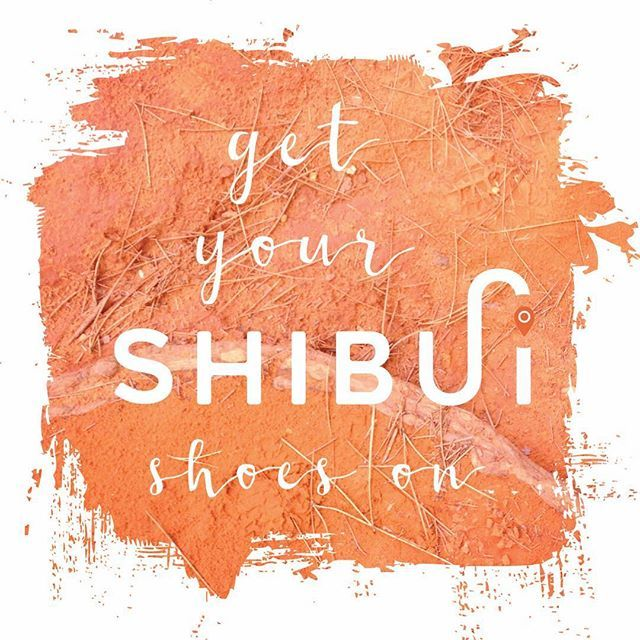 D R E A M  B I G  Only 2 more sleeps! Get your SHIBUI shoes on. @karinaeastway and @walklikeagypsy will launch their dream business before you have time to do the SHIBUI shuffle. Subscribe to our tribe by following the link in our bio. #hello #shibuiandco #shibui #shuffle #subscribe #issue1 #comingsoon #travelmeetstradition #cofounders #curators #travel #discover #tradition #wanders #meetthemakers #culture #wanderlust #dreamscometrue #watchthisspace #roussilon #dirt