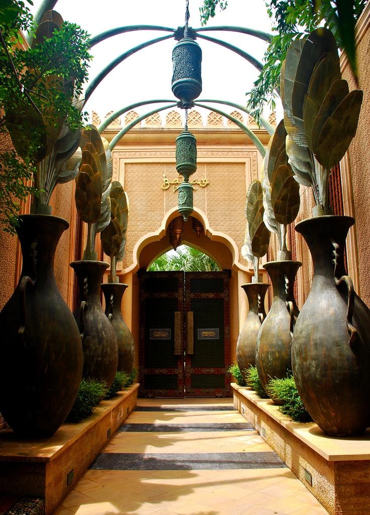 Stunning Entrance - By jon.noj.  The Baray Villa  Kata Phuket Thailand